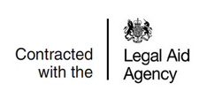 contracted with the legal agency
